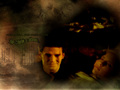 Angelus watches Buffy - angel-vs-angelus wallpaper