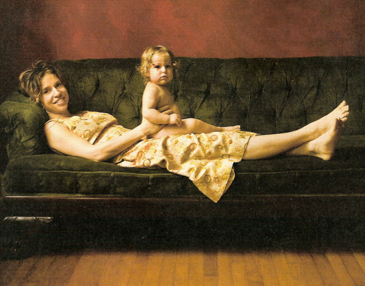Ani DiFranco images Ani in Mothering Magazine HD wallpaper and background pho...