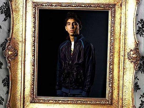 Skins wallpaper entitled Anwar
