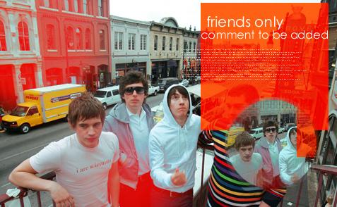 Arctic Monkeys Fanart