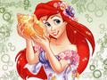 Ariel WallPaper - the-little-mermaid wallpaper