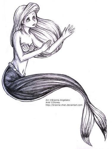 disney clásico fondo de pantalla titled Ariel