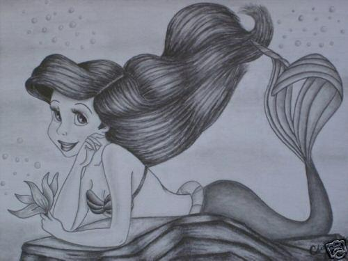 Ariel drawing