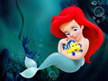 Ariel - the-little-mermaid wallpaper