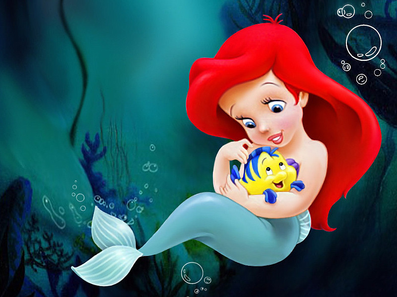 The Little Mermaid images Ariel HD wallpaper and ...
