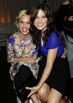 Arielle Kebbel and Sophia