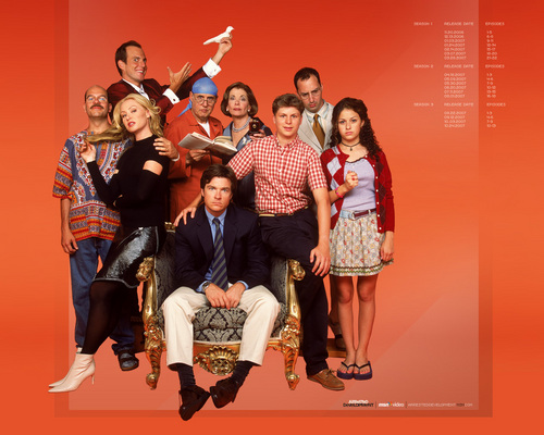 Arrested Development wallpaper titled Arrested Development Wallpaper