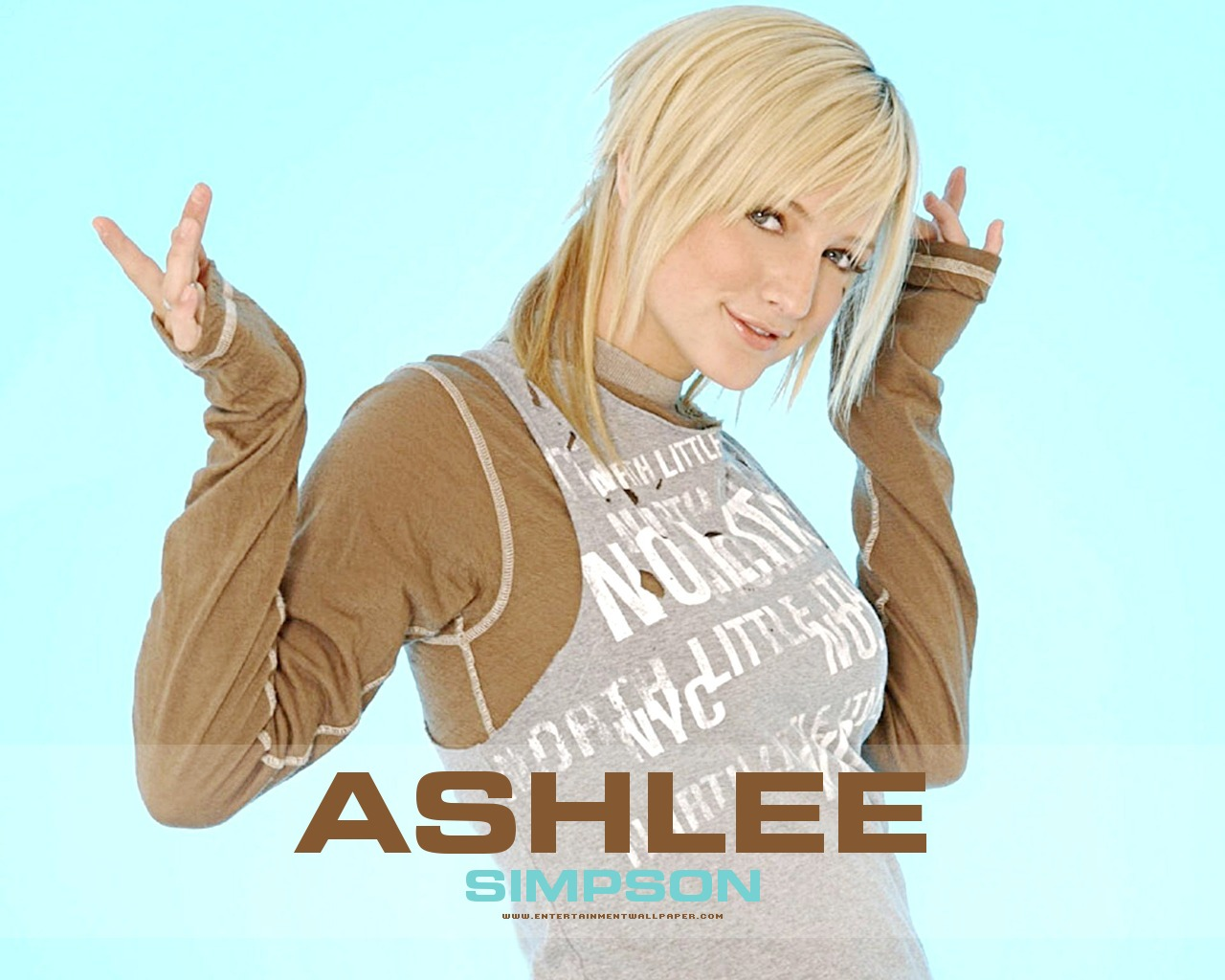 Ashlee Simpson - Ashlee Simpson Wallpaper (827126) - Fanpop fanclubs