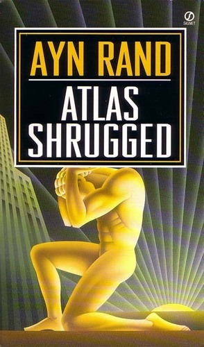 Books to Read wallpaper entitled Atlas Shrugged by Ayn Rand