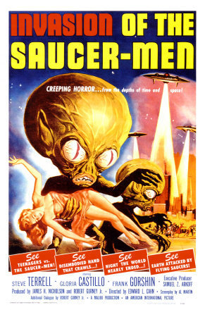 Attack Of The Saucer Men