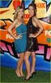 Audrina @ Teen Choice Awards