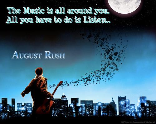 August Rush <3