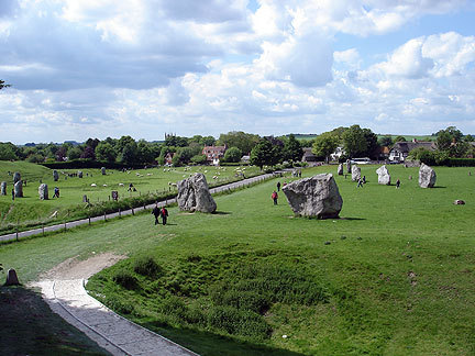 Avebury - great-britain Photo