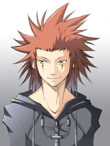 kingdom hearts fondo de pantalla called Axel