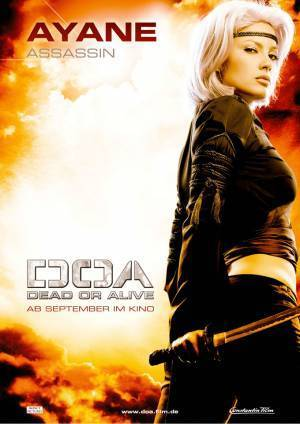 (Movie) Dead or Alive: Ayane