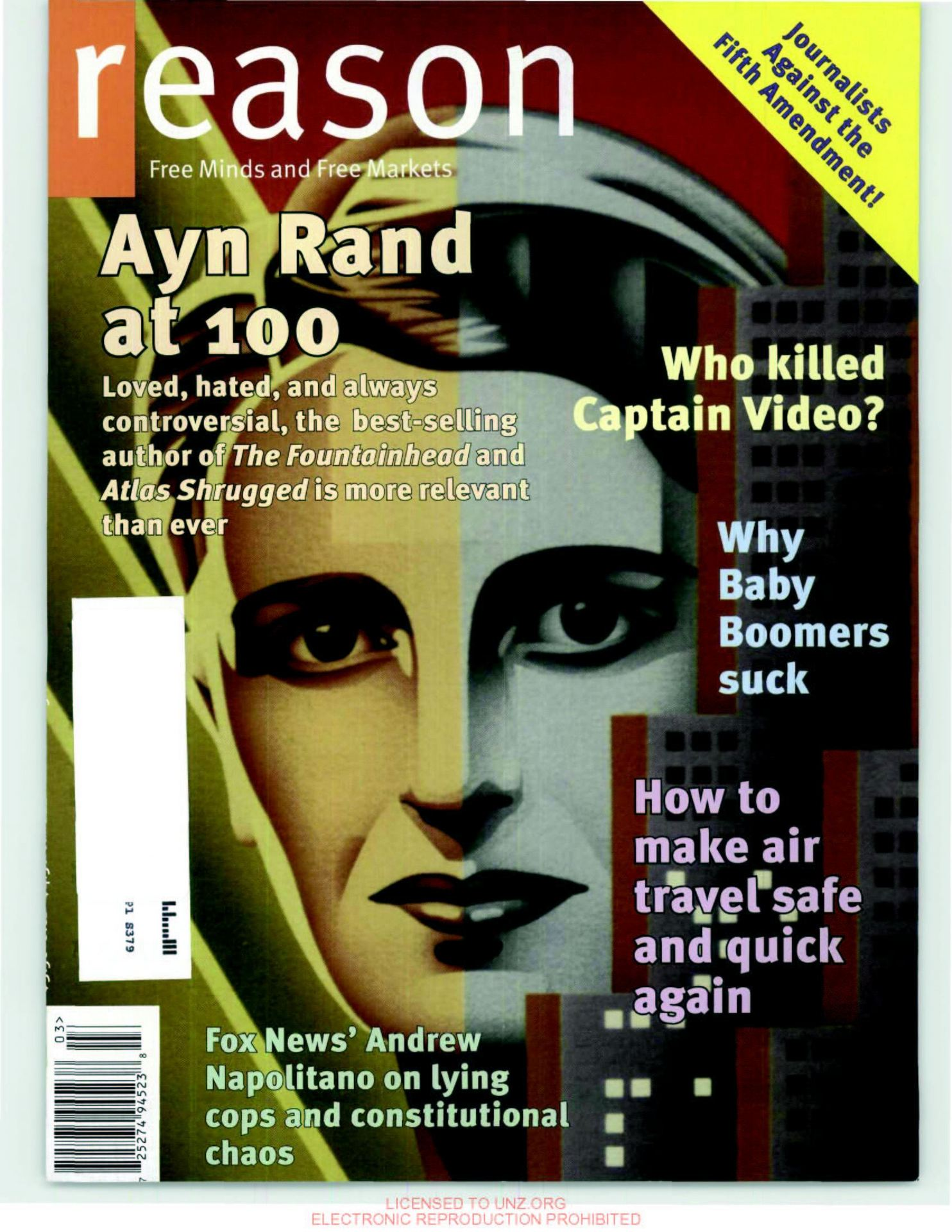 ayn rand a false romantic essay