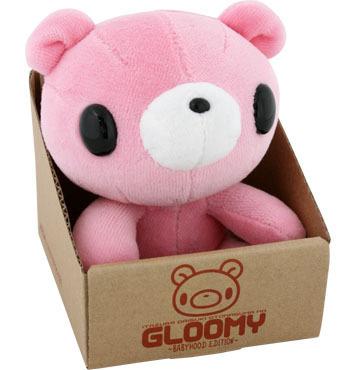 Baby Gloomy भालू