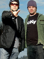 Bam & Raab - bam-margera photo