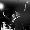 U.S. Democratic Party photo titled Barack & Michelle Obama