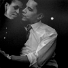 U.S. Democratic Party litrato called Barack & Michelle Obama
