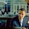 U.S. Democratic Party litrato titled Barack Obama