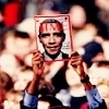 U.S. Democratic Party litrato entitled Barack Obama