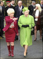 Barbara Meets The Queen