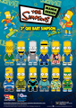 Bart Simpson Series 2 Qee - vinyl-toys photo