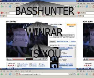 Basshunter Art