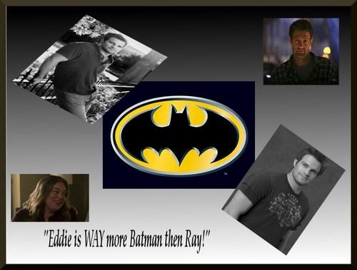 Бэтмен - Eddie