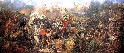 Battle of Grunwald/Tannenberg
