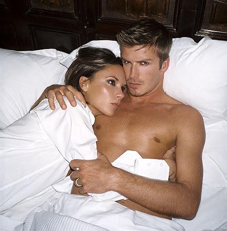 Beckham family..