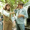 Behind the Scenes - indiana-jones photo