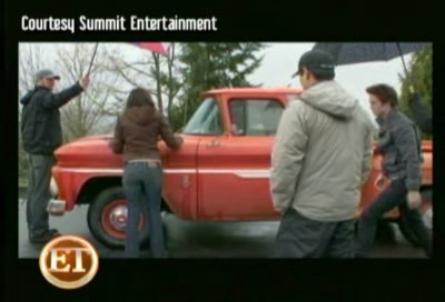 Behind the scenes - twilight-series Screencap