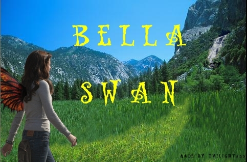 Bella photoshoped