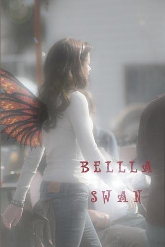 Bella photoshoped