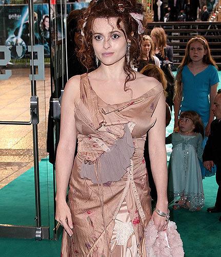 Bellatrix-Helena Bonham Carter