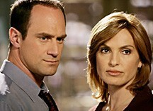 Elliot and Olivia wallpaper entitled Benson & Stabler