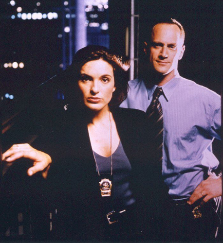 Benson & Stabler - law-and-order-svu Photo