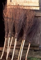 Witchcraft wallpaper titled Besom