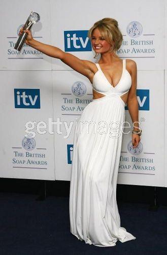 Best Actress - Emma Rigby