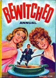 Bewitched 1967 annual