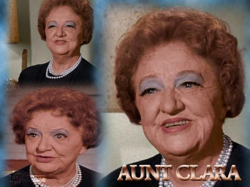 Bewitched - Aunt Clara