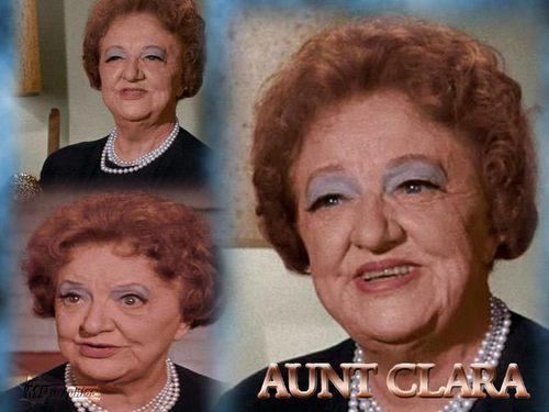 Моя жена меня приворожила - Aunt Clara