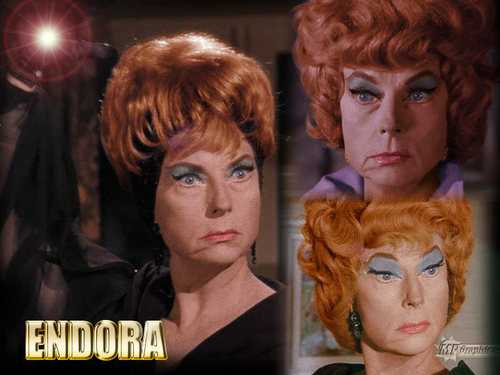 Bewitched - Endora
