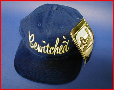 bewitched baseball topi