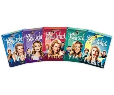Bewitched dvds