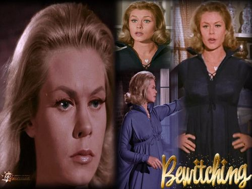 Bewitched wallpaper titled Bewitched's Samantha