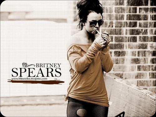Bhworks Walls Britney Spears