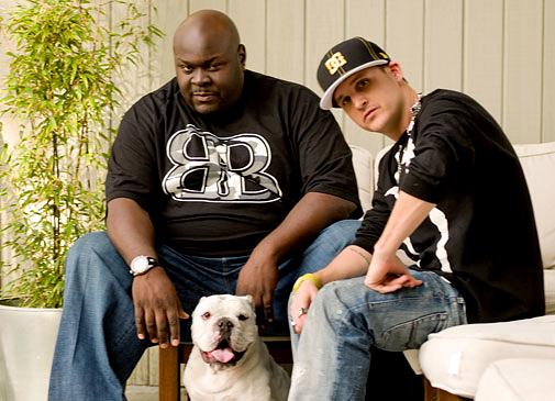 Big Meaty and Rob